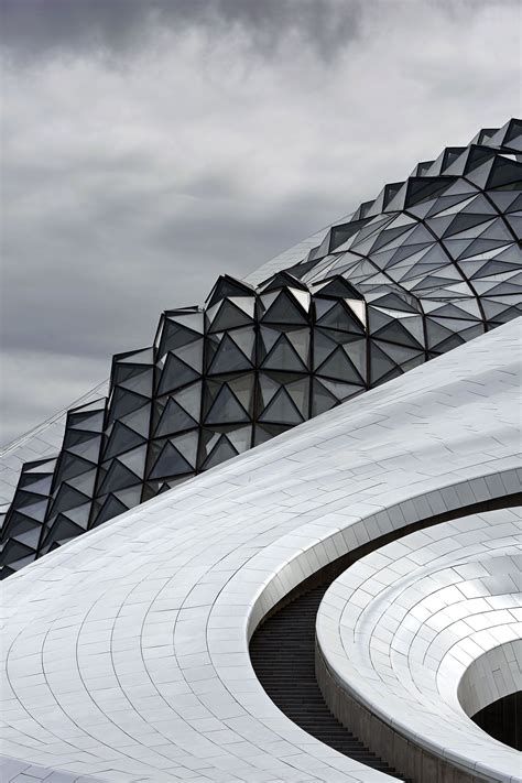 HARBIN OPERA HOUSE by MAD Architects http://www.archello