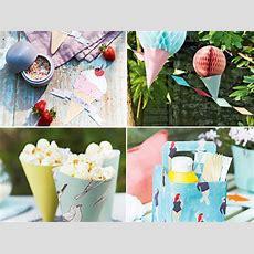 Gartenpartydeko Für Feiern Unter Freiem Himmel Lecker