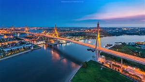 About BTS Bangkok Thailand Airport Map: Bhumibol Bridge ...