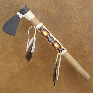 Native American Indian Reproduction Artifacts like Tomahawks