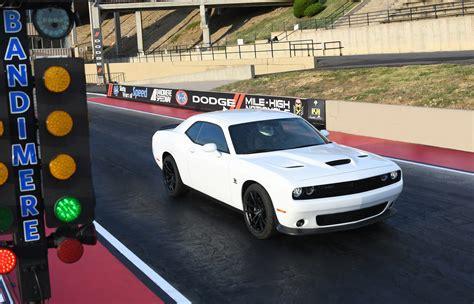 dodge challenger rt scat pack  top speed