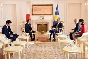 President Thaçi received the credentials of the Japanese ...