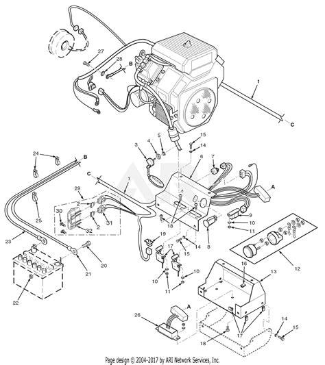 Sear 26 Kohler Engine Electrical Diagram by Scag Stt61v 35bv Ss Turf Tiger S N D7800001 D7899999