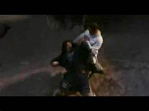 The Forbidden Kingdom - Jackie Chan vs Jet Li - Fight ...