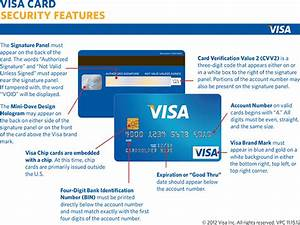Card Number Visa : how to authenticate credit cards in face to face transactions unibul 39 s money blog ~ Eleganceandgraceweddings.com Haus und Dekorationen