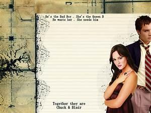 Chuck & Blair Wallpaper - Blair & Chuck Wallpaper (2439287 ...