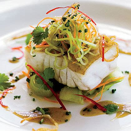 grouper fish recipes dishes zealand salad recipe seared cucumber soy mustard dressing relish cooking dish seafood light sauce wine food