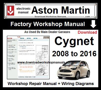 service repair manual free download 2010 aston martin vantage spare parts catalogs aston martin workshop repair manual