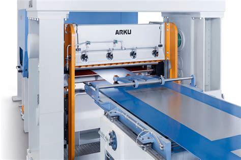 Hochleistungsrichtmaschine HiCap - ARKU