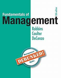 Cheapest Copy Of Fundamentals Of Management  10th Edition  By Stephen Robbins  Mary Coulter