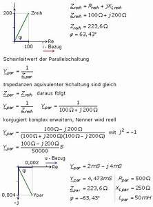 Komplexe Rechnung : komplexe widerstandsberechnung von r c l kombinationen ~ Themetempest.com Abrechnung