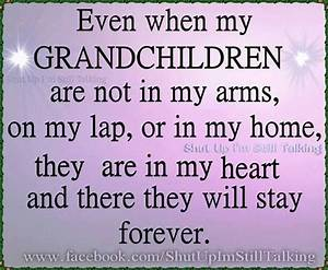 missing my gran... Nanny And Grandson Quotes