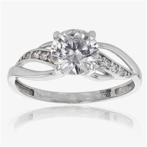ideas  white gold zirconia wedding rings