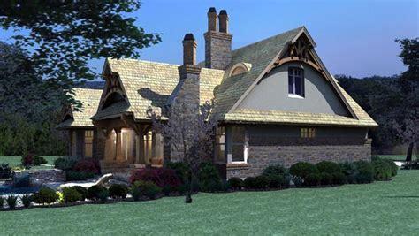 bungalow cottage craftsman tuscan house plan