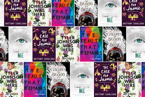 10 Best New Young Adult Books Of March 2018