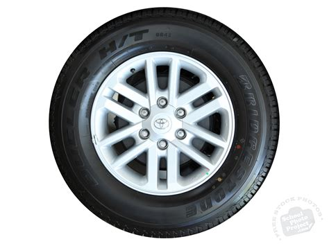 Car Tire, Free Stock Photo, Image, Picture