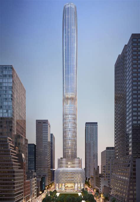 Zaha Hadid Architects Reveals Designs for Supertall Mixed ...