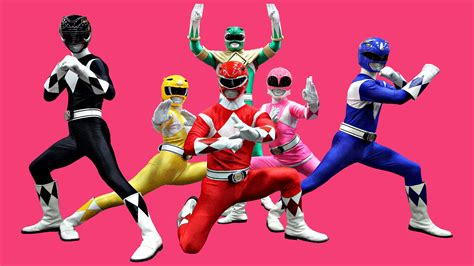 Being a black Power Ranger — The Undefeated