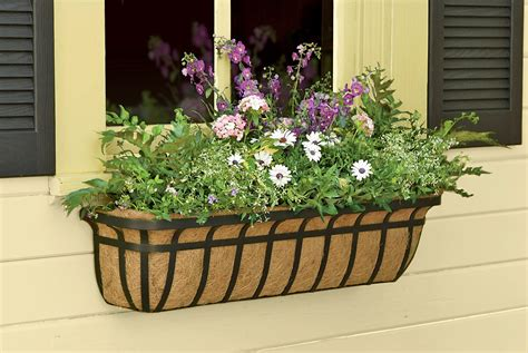 Window Planters by Pots And Planters Windowboxes