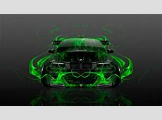 BMW M3 E46 Tuning Front Fire Abstract Car 2015 Wallpapers