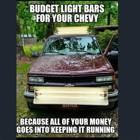 Funny Led Truck Light Bar Memes Diesel Tees