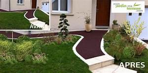 logiciel damenagement exterieur de maison monjardin With amenagement petit jardin avec piscine 11 terrasse carrelee ma terrasse
