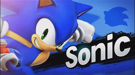 Sonic the Hedgehog Super Smash Bros. Ultimate
