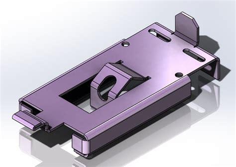 solidworks part reviewer moderate sheetmetal part 1