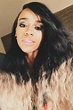 Angel Haze Wavy Black Dip Dyed, Two-Tone Hairstyle | Steal ...