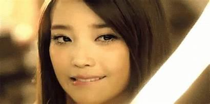 Face Gifs Iu Korean Asian Kpop Singer
