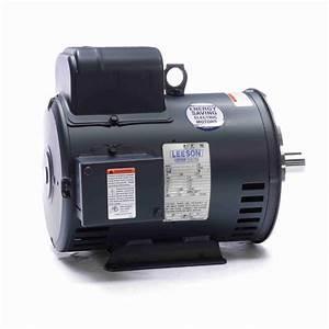 Leeson 5 Hp Motor Wiring Diagram