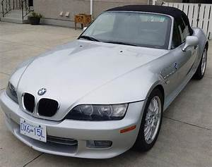 2000 Bmw Z3 2 8l Convertible Roadster With M Package