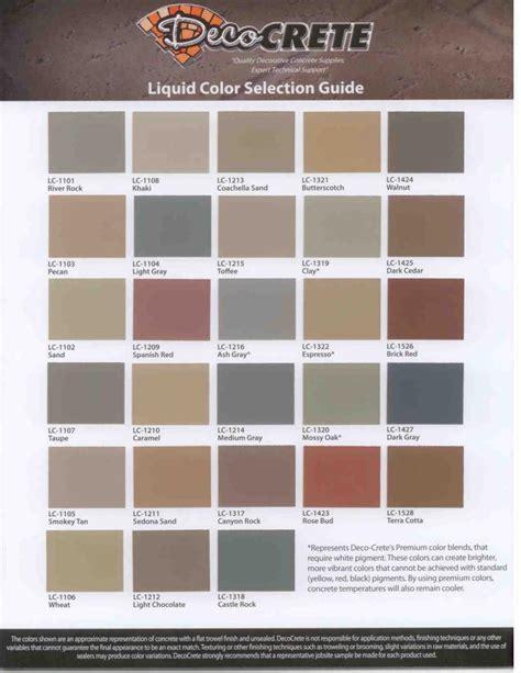 Sonneborn Np1 Caulk Color Chart