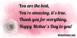 Happy Mother's Day Poems - Poems for Mother's Day
