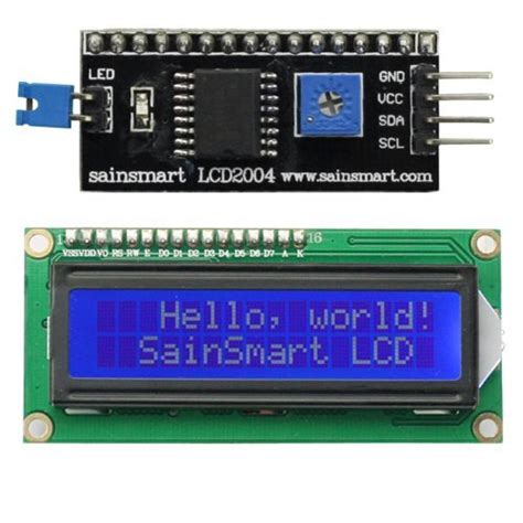 Arduino Serial Lcd Example Get Micros