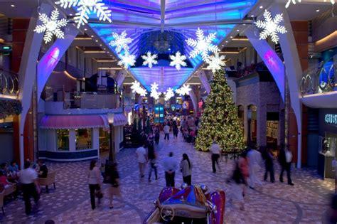 royal caribbean  celebrating  holiday season