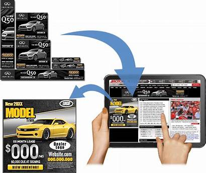 Advertising Display Digital Ads Dealer Graphics Dealereprocess