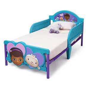 disney doc mcstuffins 3d toddler bed toysrus