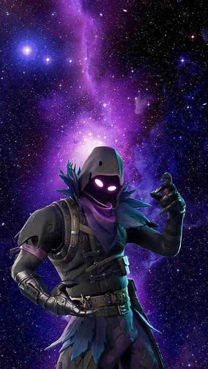Fortnite Skin Galaxy Wallpapers Backgrounds Raven