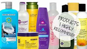 Must Have Products For Faster Hair Growth  U0026 Healthy Hair