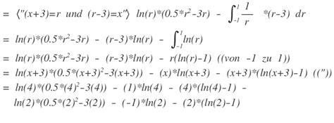 bestimmtes integral berechnen fx xlnx mathelounge