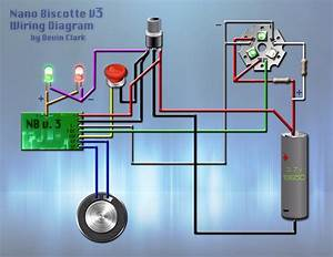 Nano Biscotte V3 Wiring Diagram   Lightsabers