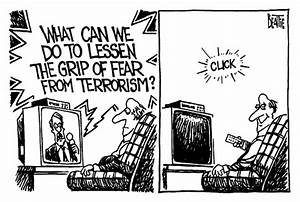 What Can We Do To Lessen The Grip Of Fear From Terrorism ...