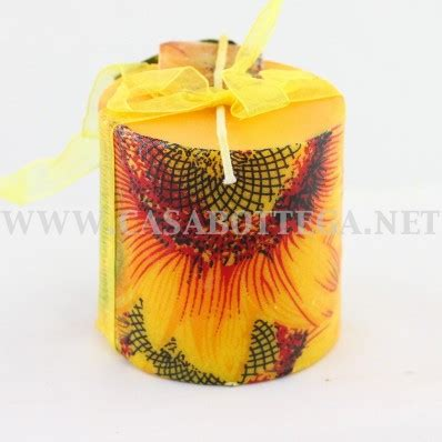 ad trend candele candele a cilindro quot mosaico quot ad trend casabottega