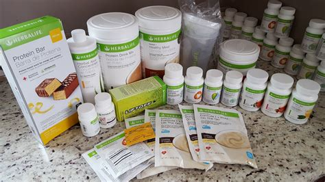 herbalife products nutritional supplements for weight