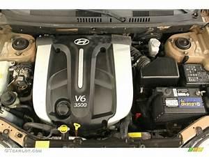 2003 Hyundai Santa Fe Gls 4wd 3 5 Liter Dohc 24
