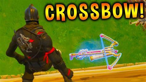 forntite cupid crossbow gameplay  valentines update