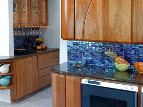 kitchen backsplash glass picking a kitchen backsplash hgtv