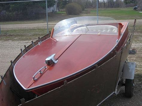 Boat Trailer Rental Peterborough by Peterborough Wooden Boat For Sale Port Carling Boats