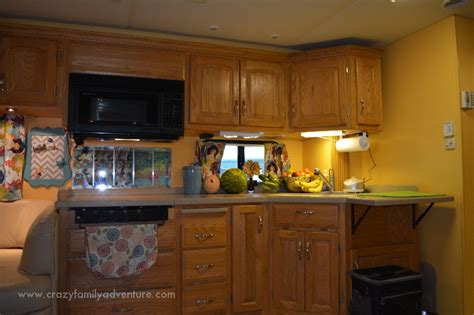 Rv Kitchen Accessories For Your Family Rv Trip  Crazy